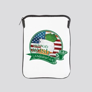 Proud Irish American iPad Sleeve