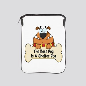 Best Shelter Dogs iPad Sleeve