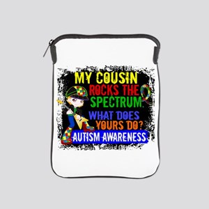 Rocks Spectrum Autism iPad Sleeve