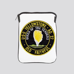 USS YELLOWSTONE iPad Sleeve