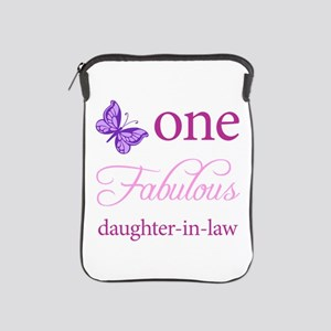 One Fabulous Daughter-In-Law iPad Sleeve
