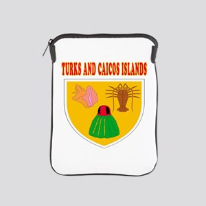 Turks and Caicos Islands Coat Of Arms Designs iPad