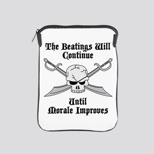 Morale iPad Sleeve