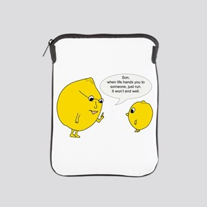 Lemonly Advice Ipad Sleeve