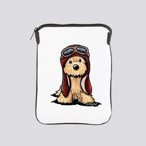 KiniArt Cairn Pilot iPad Sleeve