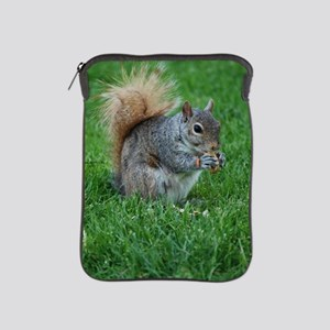 Squirrel in a Field iPad Sleeve