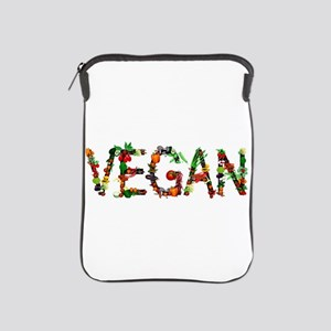 Vegan Vegetables iPad Sleeve