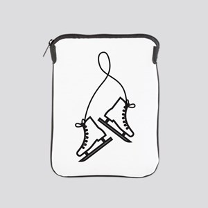 Ice Skates iPad Sleeve