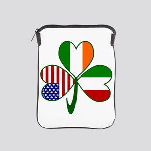 Shamrock of Italy iPad Sleeve