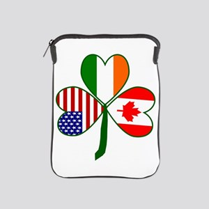 Shamrock of Canada iPad Sleeve