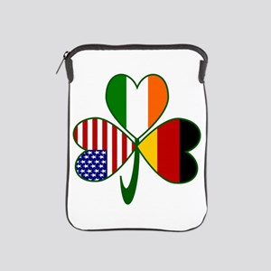 Shamrock of Germany iPad Sleeve