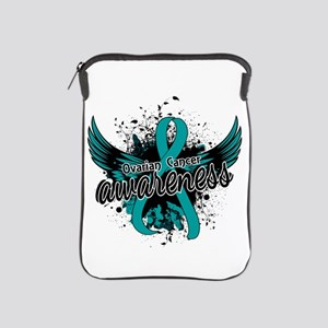 Ovarian Cancer Awareness 16 iPad Sleeve