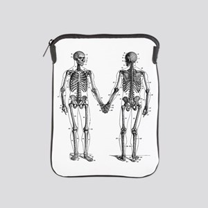 Skeletons iPad Sleeve