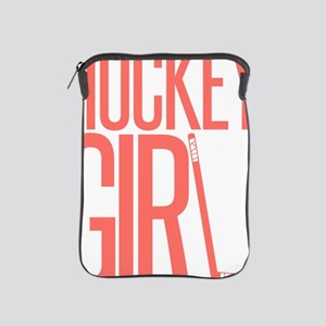 girl2 copy iPad Sleeve