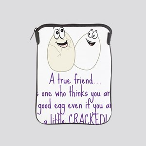 A True Friend iPad Sleeve