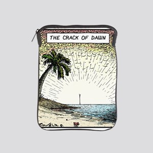 The crack of Dawn iPad Sleeve