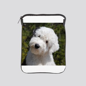 olde english sheepdog puppy iPad Sleeve