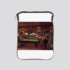 billiards art iPad Sleeve