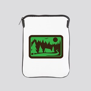CAMPING iPad Sleeve