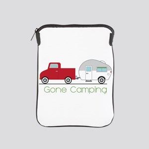 Gone Camping iPad Sleeve