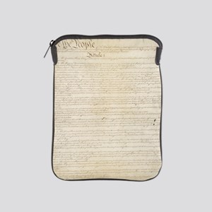 The Us Constitution iPad Sleeve