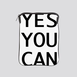 yes you can iPad Sleeve