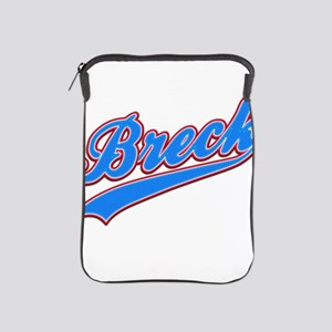 Breck Tackle and Twill iPad Sleeve