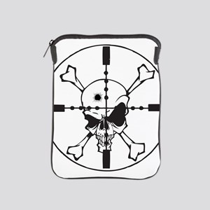 Crosshairs iPad Sleeve