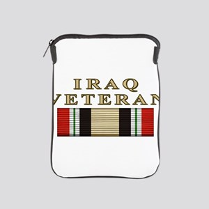 iraqmnf_3a iPad Sleeve