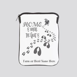 Home is Where the Goat is Pygmy Goats GYG iPad Sle