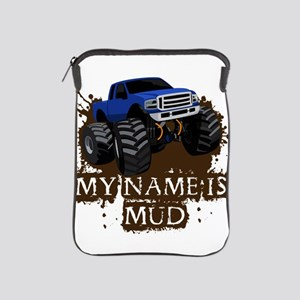 MUD TRUCK-01 iPad Sleeve