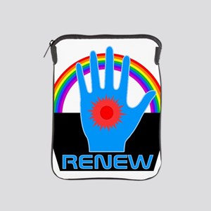 Renew - Logans Run iPad Sleeve