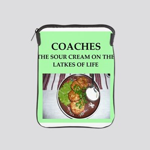 coaches iPad Sleeve