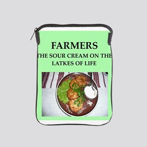 farming iPad Sleeve