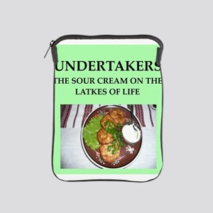 undertaker iPad Sleeve