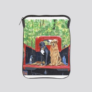 Antique Truck iPad Sleeve