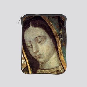 Our Lady of Guadalupe - close up iPad Sleeve