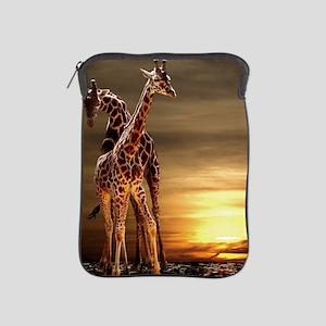 Giraffes iPad Sleeve