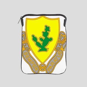 12th Cavalry iPad Sleeve