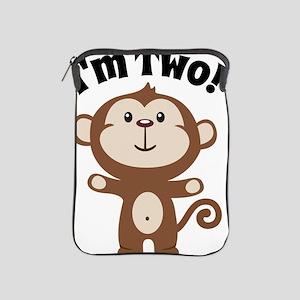 Monkey Im 2 iPad Sleeve