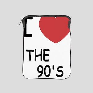 THE_90S iPad Sleeve