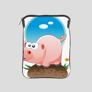 Piggy iPad Sleeve