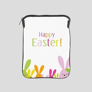 Easter Rabbits iPad Sleeve