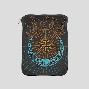 Sun and Moon iPad Sleeve