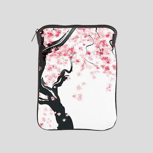 Japanese Cherry Tree iPad Sleeve