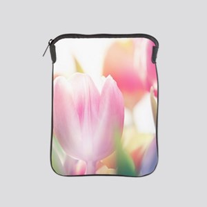 Beautiful Tulips iPad Sleeve