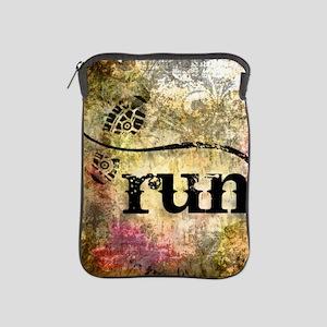 Run by Vetro Jewelry & Designs iPad Sleeve