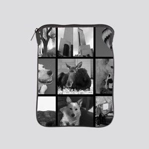 Your Photos Here - Photo Block iPad Sleeve