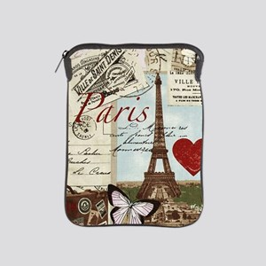 Paris Memories iPad Sleeve
