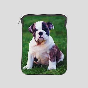 Bulldog iPad Sleeve
